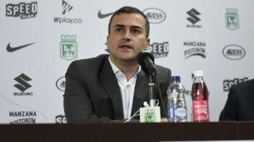 Atlético Nacional desmiente acuerdo con Jarlan Barrera