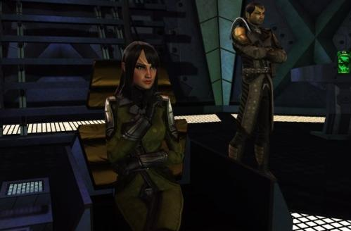 Star Trek Online celebrates New Romulus Weekend