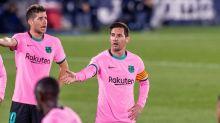Tercer gol de Luis Suárez, segundo de Yangel Herrera y Jaime Mata