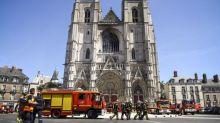 Incendie de la cathédrale de Nantes : un bénévole du diocèse placé en garde à vue