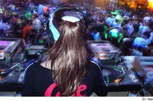 15 Minutes of Fame: Druid at the decks
