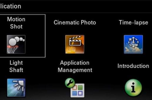 Sony's Light Shaft, Motion Shot apps now available for NEX-5R and NEX-6 cams
