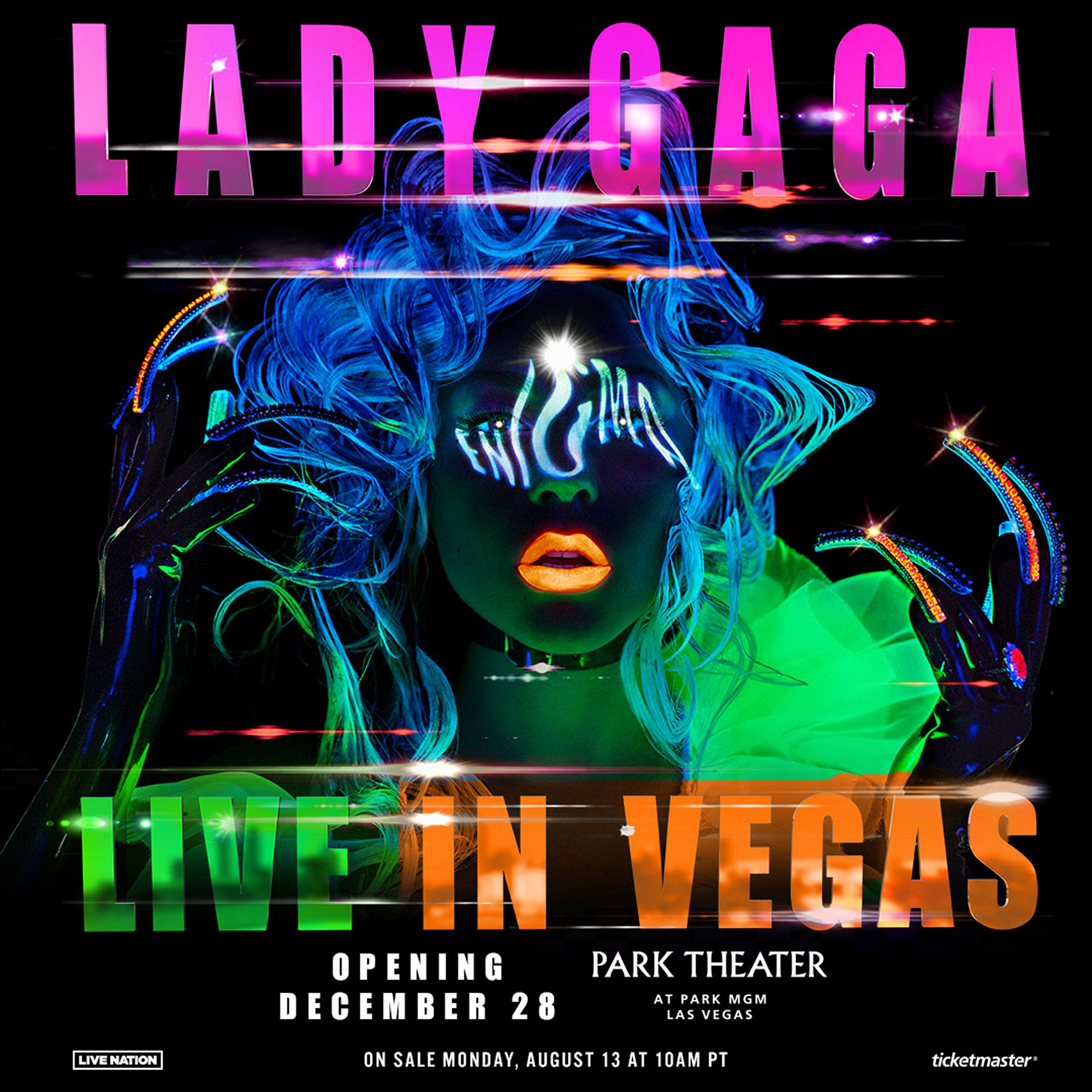Lady Gaga To Launch Las Vegas Residency At The End Of The Year All