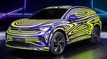 La Volkswagen ID.4 potrebbe esordire al Salone di New York