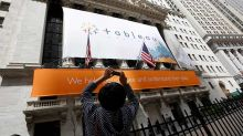 Tableau Earnings Top Estimates For Fourth Quarter, But Stock Falls