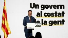 Aragonès garantiza mandato de diálogo, pero pide a Estado que haga deberes