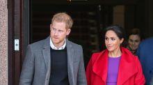 Nome de bebê de Harry e Meghan Markle pode ter sido revelado por site da família real