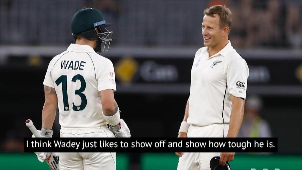 Aussie legend mocks Matthew Wade's 'bizarre' tactic hilarious tweet