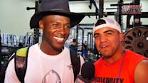 Post-Workout Nutritional Tips from Pro Bowl WR Antonio Brown and Boxing Champ Victor Ortiz
