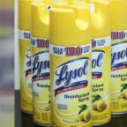 EPA approves Lysol disinfectant spray to fight against COVID-19