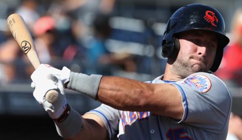 MLB: Homerun! Tebow begeistert bei Saisonauftakt