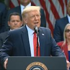 Trump Says Covid-19 Vaccine Will Be 'Announced Very, Very Soon'