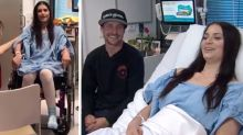 Woman vows to ride again after failed motocross jump paralyses her