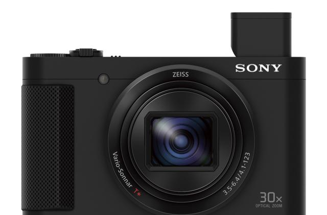 Sony's HX80 point-and-shoot fits a 30x zoom in a small body