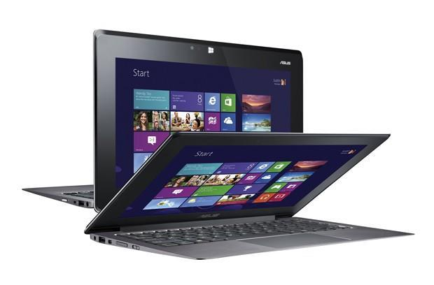 ASUS TAICHI dual-screen Ultrabook coming in November for $1,300, 13-inch version to follow a month later
