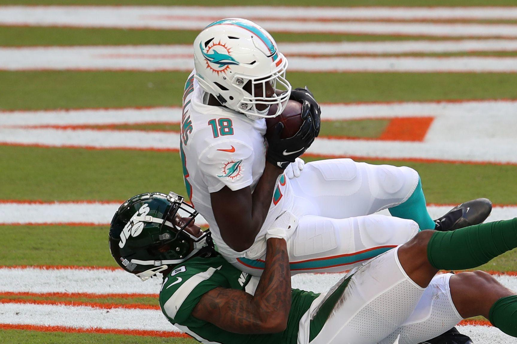 Hyde10: Tua plays, defense dominates — 10 thoughts on Dolphins' win over Jets