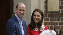 Herzogin Kate: Warum steht auf Prinz Louis' Geburtsurkunde, dass sie eine Prinzessin ist?
