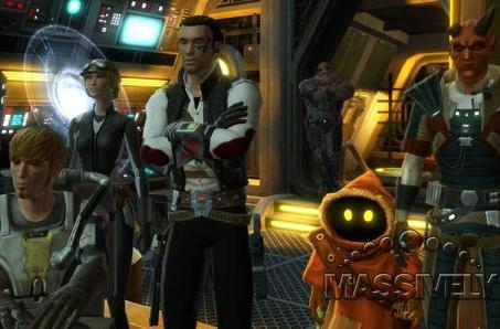 SWTOR's Commando, Mercenary 3.0 discipline changes detailed