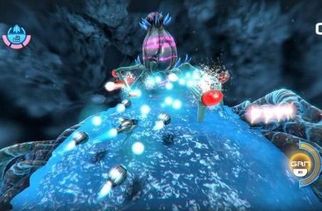 Nano Assault NEO-X swarms PS4 in North America next week