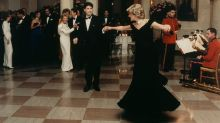 Diana's 'Travolta' dress to go on show at Kensington Palace