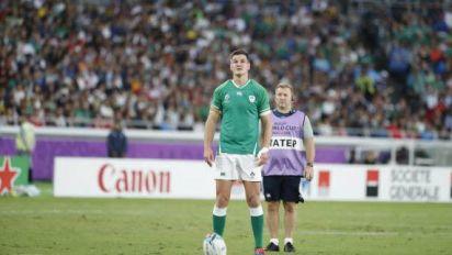Rugby - Lions - Les Lions britanniques et irlandais avecFinn Russell, sansJonathan Sexton