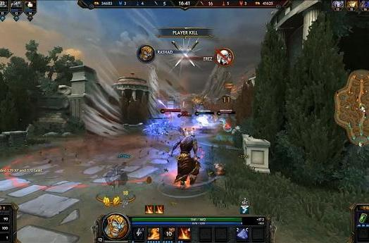 Smite enters beta arena on Xbox One early next year