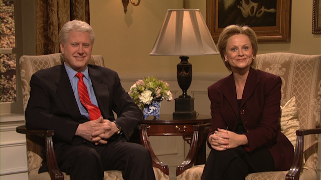 Bill and Hillary Cold Open: Tax Returns