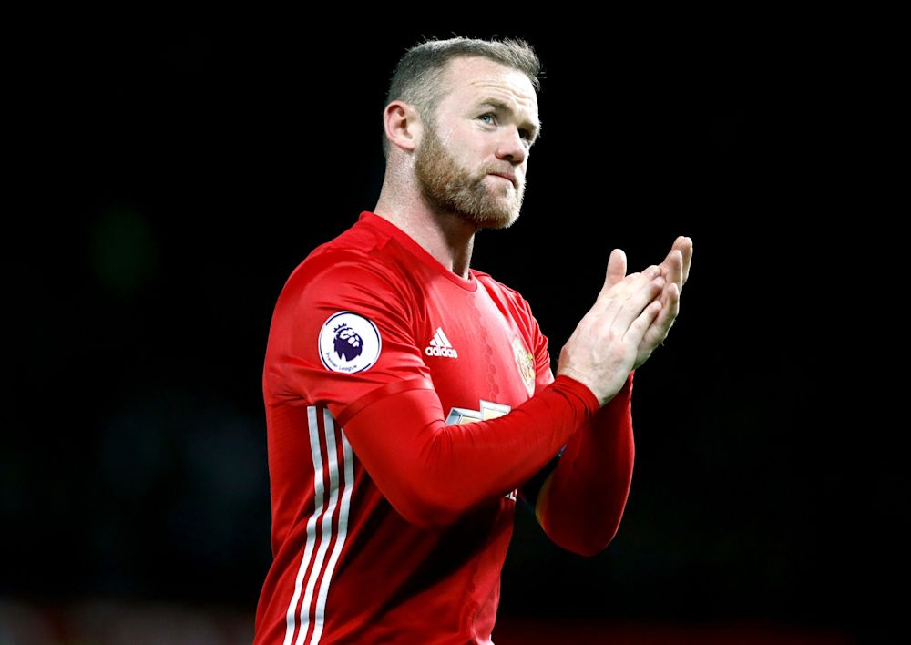 Wayne Rooney could be in line for a return