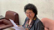 名嘴控她貪贓枉法昨日道歉 陳菊:不追究
