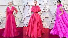 Secret Theme of the Oscar's Red Carpet: Valentine's Day