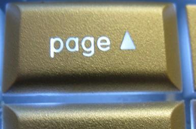 Microsoft patents Page Up / Page Down functionality, April 1st seen lingering in the distance