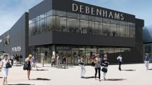 Debenhams' share price collapses after 'volatile and competitive' Christmas