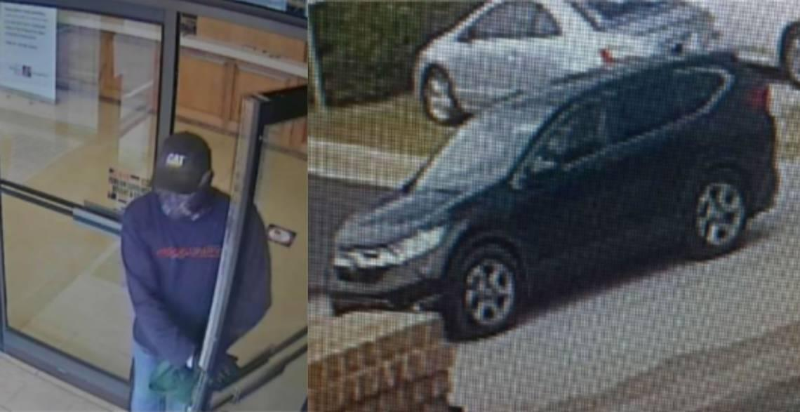 'Bluetooth Bandit' and getaway driving sister robbed banks in NC, Tennessee, feds say