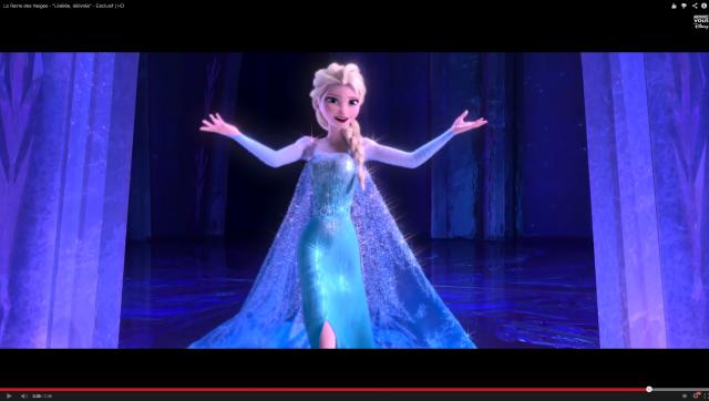 La reine des neiges apologie de la zoophilie - La reine des neige en anglais ...