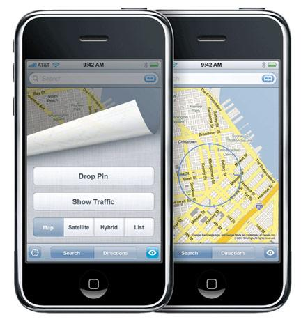 Apple confirms it's working on a traffic service, moving away from Google Maps?