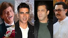 POLL: Who is the biggest male superstar in Bollywood today?