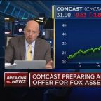 Cramer on Comcast-Fox bid: CEO Brian Roberts tends to get what he wants