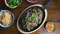 Making Korean Barbecue With Maangchi