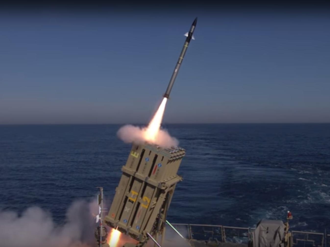Missile shake #4