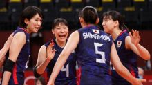 Olympics-Volleyball-Brother can wait as Japan's Mayu Ishikawa focuses on Games