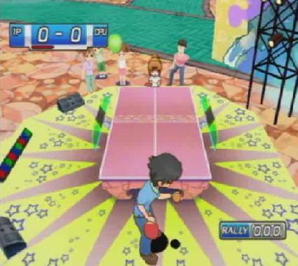 Wii Fanboy Review: Family Table Tennis