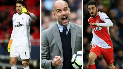 Big-spending Guardiola simply MUST win a big prize at City next season to keep his job