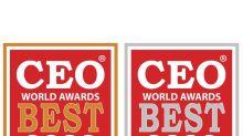 Medical Marijuana, Inc. and Subsidiary Kannaway® Honored as 2020 CEO World Award Winners