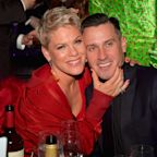 Pink's Husband Carey Hart Threatens Malibu Looters with Gun Violence