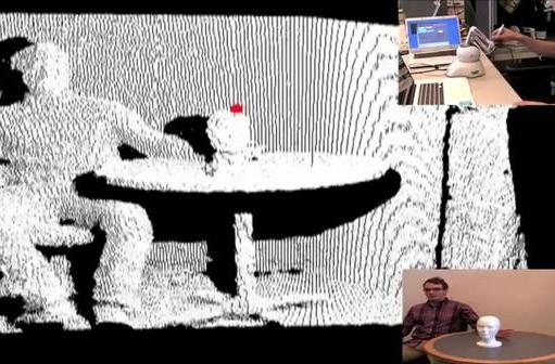 Kinect and haptics combine at the University of Washington to let you feel the future (video)