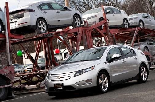 Enterprise to offer Chevy Volt in California, probably ding you for bringing it back half-charged