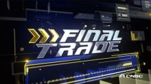 """Fast Money"" final trades: T, TWTR and more"