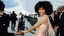 Yara Shahidi on loving her monobrow and why family give the best beauty advice