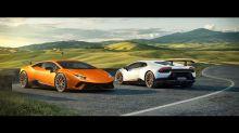 Récord de velocidad para un Lamborghini Huracán en media milla