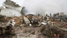 Turkish cargo jet crashes into Kyrgyz village, 37 killed